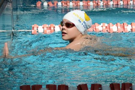 Doskonalenie techniki pływania