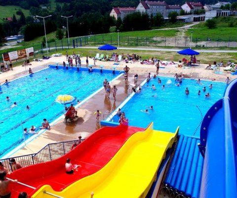 Obóz pływacki 20-30 sierpnia 2019