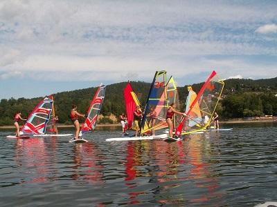 Obóz pływacki 16-26.08.2021 Tresna
