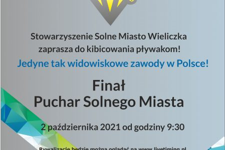 Finał Pucharu Solnego Miasta 2 października 2021